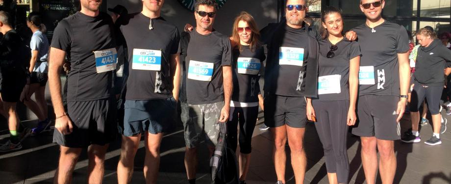 Fun in the sun: 2017 City2Surf