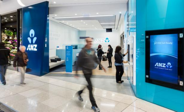 ANZ's retail design shortlisted in the Premier's Design Awards