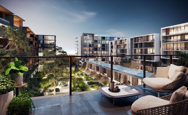 DA Approved achieved for 44-56 Cudgegong Road, Rouse Hill