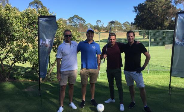 Mounties Charity Golf Day