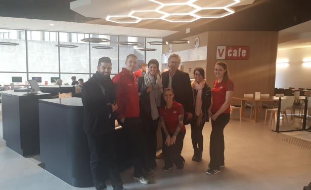 Virgin Active on Collins Officially Opens