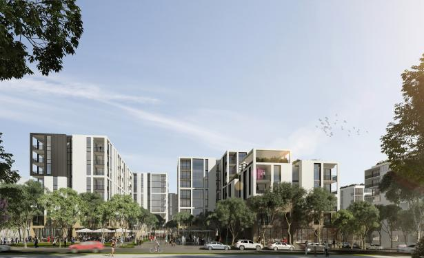 WMK Wins Design Competition for New Resi Development