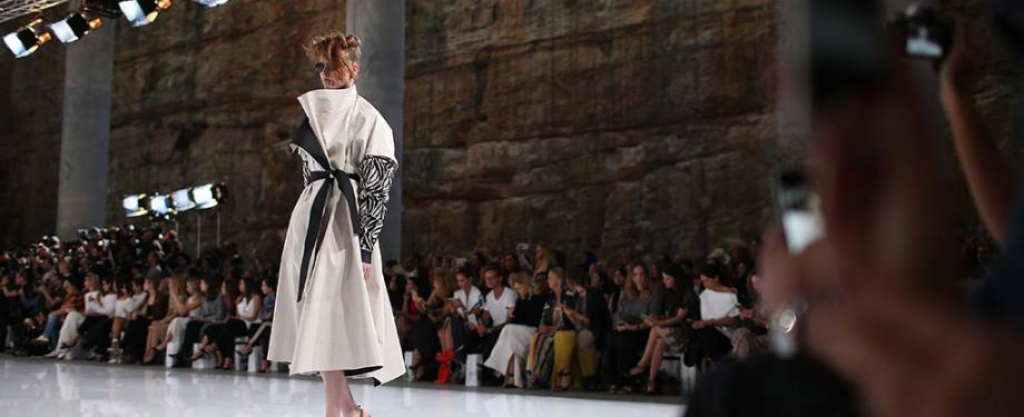 Mercedes-Benz Fashion Week kicks off at Barangaroo
