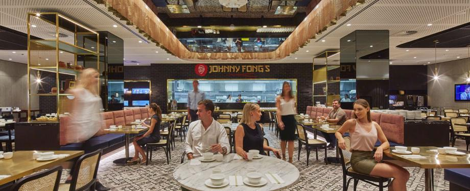 Johnny Fongs is now open!