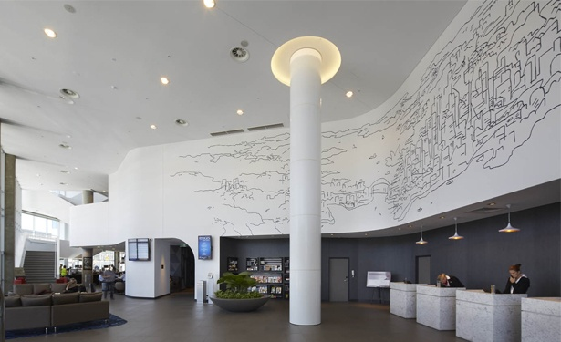 Utzon Popov unveils Fresco at Rydges Airport Hotel