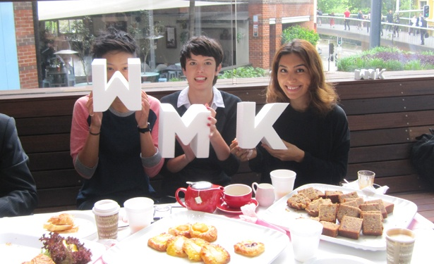 WMK PINK RIBBON BREAKFAST