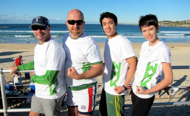 Bondi Soft Sand Run